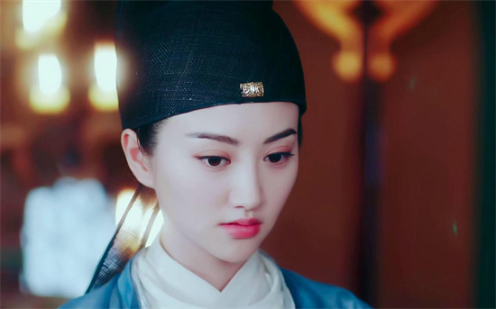 景甜火王化身帅气女官被韩媒称为古装QUEEN